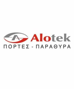 ALOTEK A.E ΑΛΟΥΜΙΝΟΚΑΤΑΣΚΕΥΕΣ ΛΑΜΙΑ